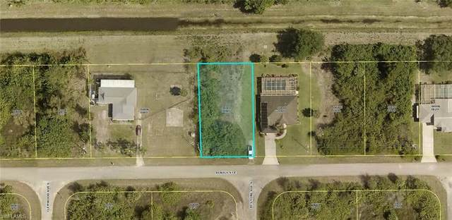 745 Bently St E, Lehigh Acres, FL 33974 (MLS #221007576) :: Domain Realty