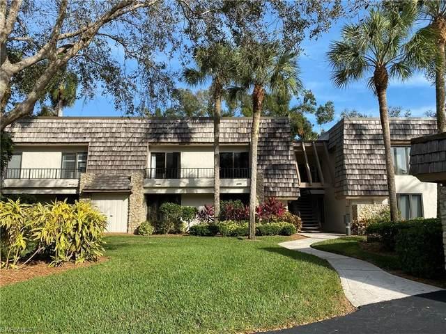 105 Clubhouse Dr D-256, Naples, FL 34105 (MLS #221007707) :: Kris Asquith's Diamond Coastal Group