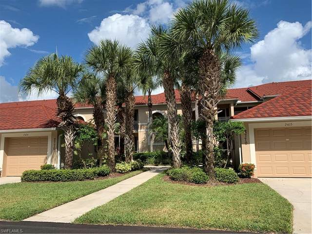 2770 Cypress Trace Cir #2422, Naples, FL 34119 (MLS #221007727) :: BonitaFLProperties
