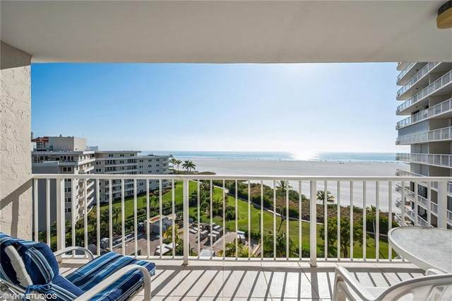 260 Seaview Ct # 805, Marco Island, FL 34145 (#221007742) :: Vincent Napoleon Luxury Real Estate