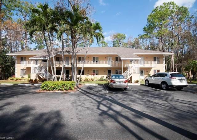 5802 Woodmere Lake Cir J-202, Naples, FL 34112 (MLS #221007950) :: BonitaFLProperties