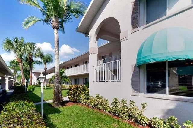 164 Belina Dr 4-401, Naples, FL 34104 (#221008116) :: Caine Luxury Team