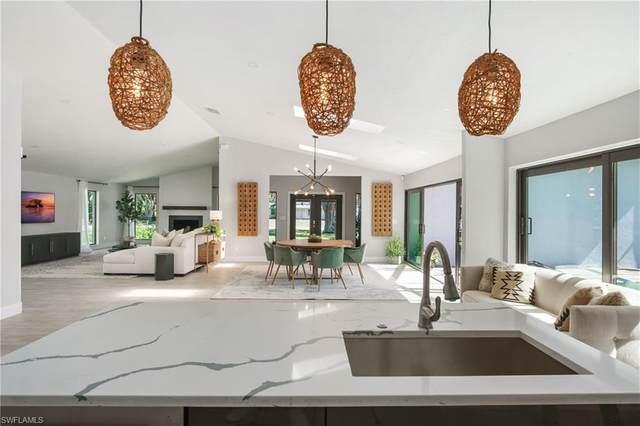 6161 Waxmyrtle Way, Naples, FL 34109 (#221008176) :: Caine Luxury Team