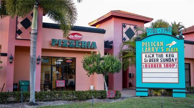 7785 Davis Blvd #108, Naples, FL 34104 (MLS #221008338) :: Clausen Properties, Inc.