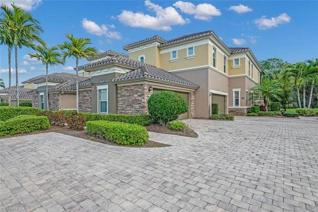 9520 Ironstone Ter 5-102, Naples, FL 34120 (#221008471) :: Vincent Napoleon Luxury Real Estate