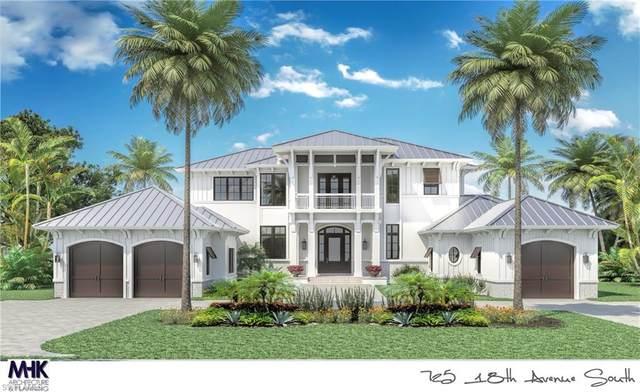 725 18th Ave S, Naples, FL 34102 (MLS #221008558) :: Domain Realty