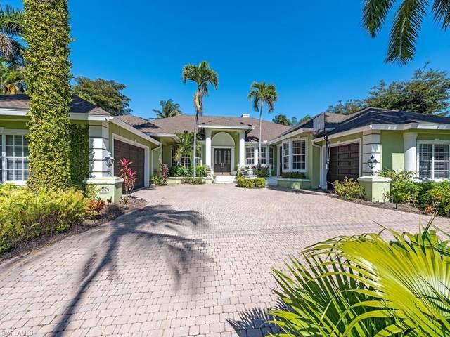 375 21st Ave S, Naples, FL 34102 (MLS #221008660) :: Domain Realty