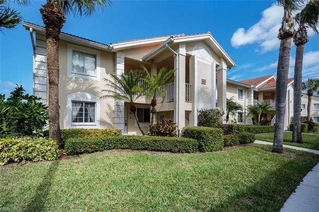 7818 Emerald Cir E-101, Naples, FL 34109 (MLS #221008833) :: RE/MAX Realty Group