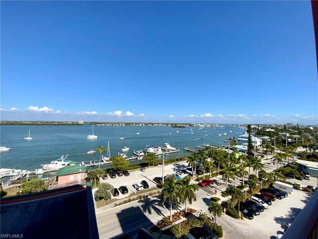 200 Estero Blvd #705, Fort Myers Beach, FL 33931 (MLS #221008915) :: Waterfront Realty Group, INC.