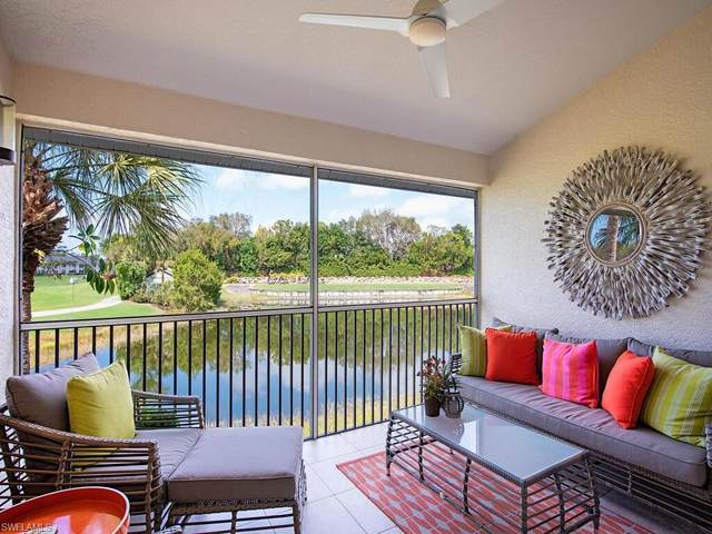 2215 Chesterbrook Ct #203, Naples, FL 34109 (MLS #221008958) :: Domain Realty