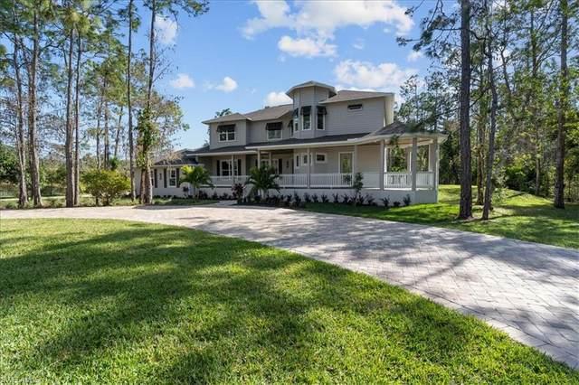 6570 Hunters Rd, Naples, FL 34109 (MLS #221008997) :: Domain Realty