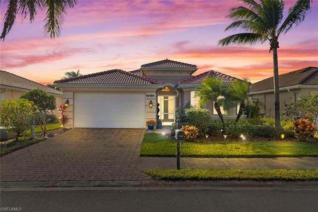 14084 Mirror Ct, Naples, FL 34114 (MLS #221009215) :: Kris Asquith's Diamond Coastal Group
