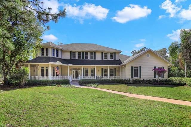 5760 Golden Oaks Ln, Naples, FL 34119 (MLS #221009296) :: Domain Realty