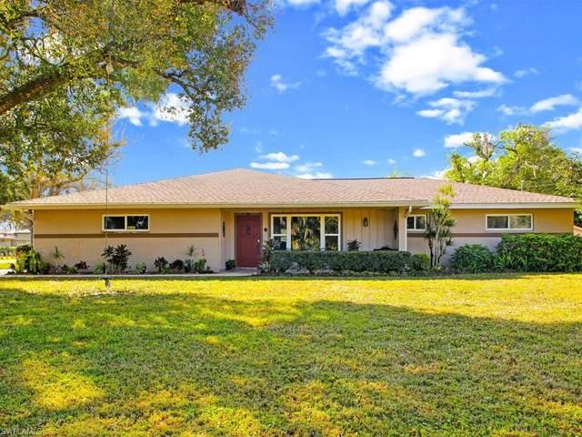 14539 Riverside Dr, Fort Myers, FL 33905 (#221009482) :: The Dellatorè Real Estate Group