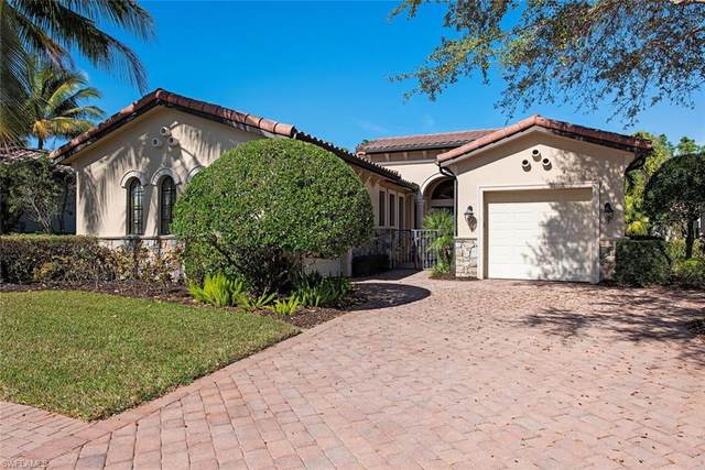 16834 Cabreo Dr, Naples, FL 34110 (MLS #221009528) :: Domain Realty