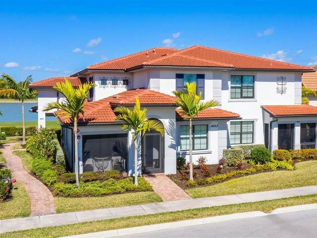 1443 Santiago Cir #2202, Naples, FL 34113 (MLS #221009603) :: Domain Realty