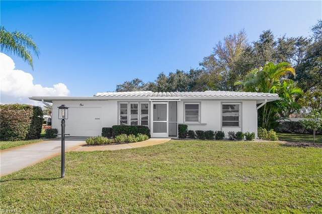 1 Lanai Cir, Naples, FL 34112 (MLS #221009657) :: #1 Real Estate Services