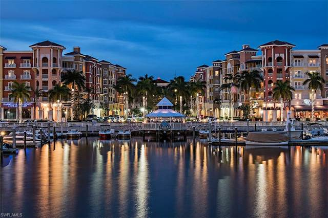 451 Bayfront Pl #5207, Naples, FL 34102 (MLS #221009924) :: Domain Realty
