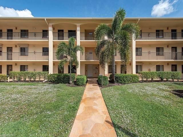 5716 Deauville Cir I104, Naples, FL 34112 (MLS #221009938) :: #1 Real Estate Services