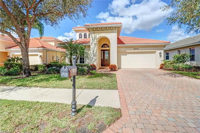 12772 Aviano Dr, Naples, FL 34105 (#221010212) :: Southwest Florida R.E. Group Inc