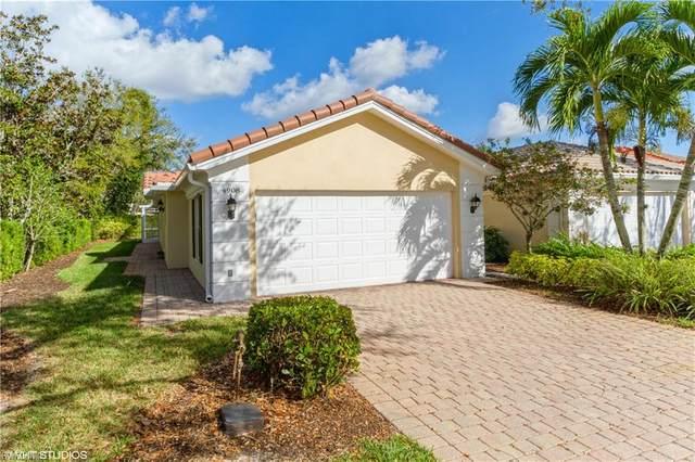 4908 Lasqueti Way, Naples, FL 34119 (MLS #221010238) :: Realty Group Of Southwest Florida