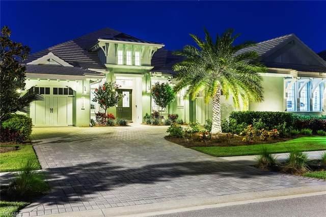 6368 Lyford Isle Dr, Naples, FL 34113 (MLS #221010242) :: Team Swanbeck