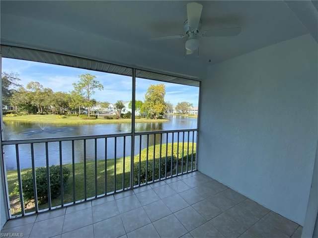 121 Wading Bird Cir B-202, Naples, FL 34110 (MLS #221010355) :: #1 Real Estate Services