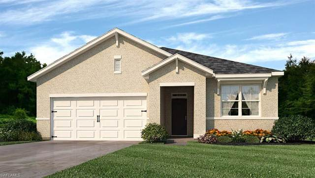 2184 Pigeon Plum Way, North Fort Myers, FL 33917 (MLS #221010428) :: Realty Group Of Southwest Florida