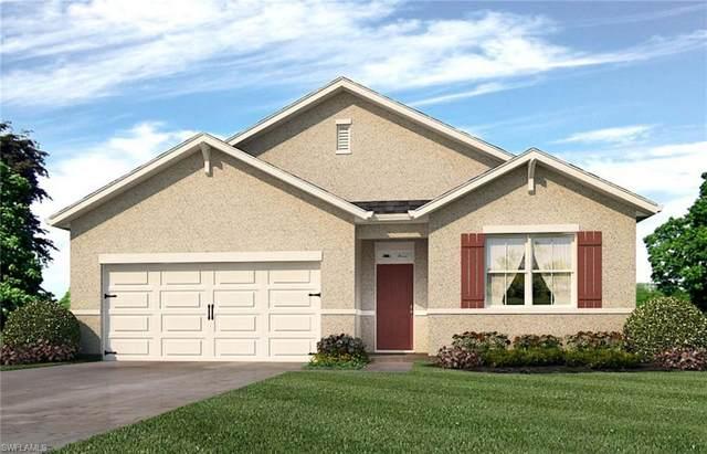 2187 Pigeon Plum Way, North Fort Myers, FL 33917 (MLS #221010452) :: BonitaFLProperties