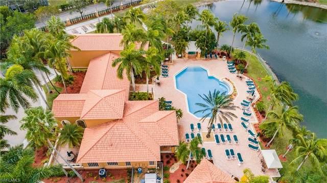1170 Wildwood Lakes Blvd #204, Naples, FL 34104 (MLS #221010459) :: Kris Asquith's Diamond Coastal Group