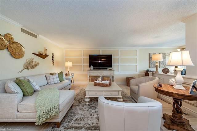 101 Clubhouse Ln #180, Naples, FL 34105 (MLS #221010484) :: Kris Asquith's Diamond Coastal Group
