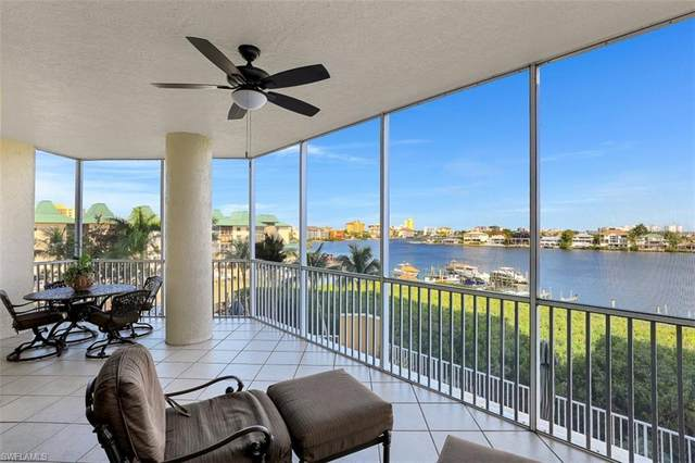 400 Flagship Dr #407, Naples, FL 34108 (MLS #221010503) :: Domain Realty