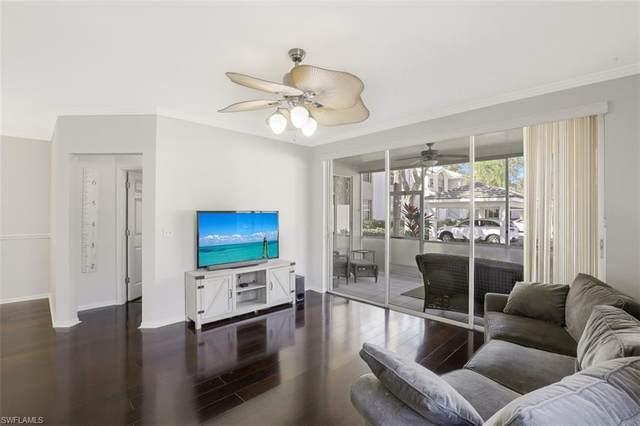 3720 Fieldstone Blvd 7-104, Naples, FL 34109 (MLS #221010606) :: Medway Realty