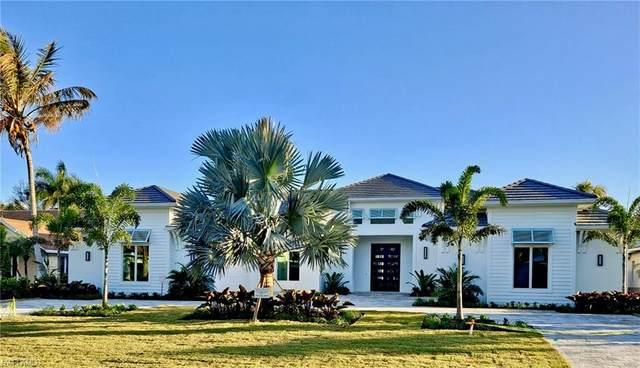 590 Starboard Dr, Naples, FL 34103 (#221010736) :: Vincent Napoleon Luxury Real Estate