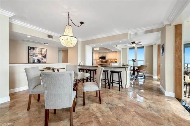 4401 Gulf Shore Blvd N #1707, Naples, FL 34103 (#221010840) :: Vincent Napoleon Luxury Real Estate