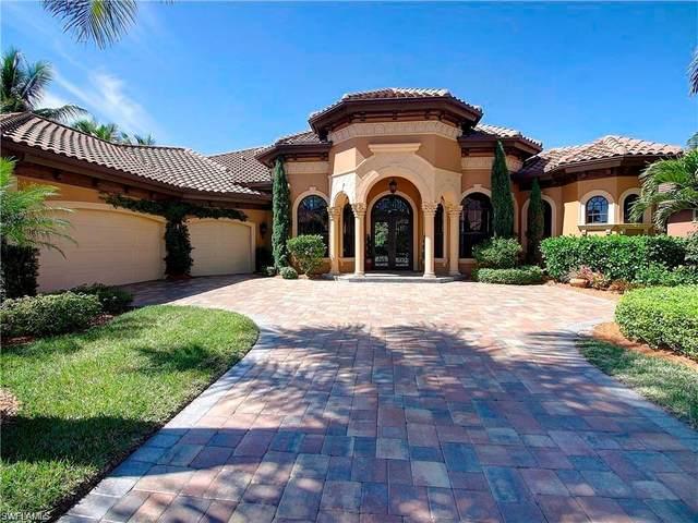 7773 Classics Dr, Naples, FL 34113 (MLS #221010910) :: Dalton Wade Real Estate Group
