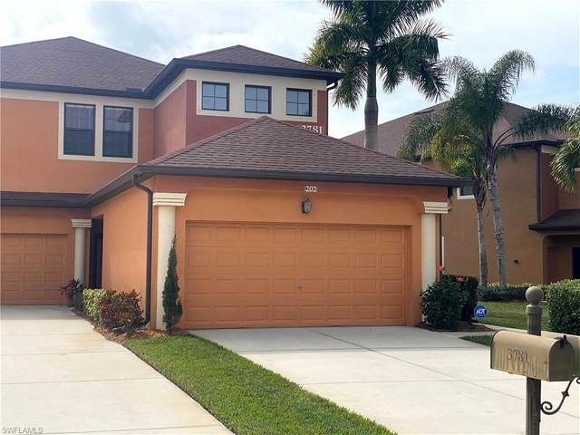 3781 Costa Maya Way #202, Estero, FL 33928 (#221011221) :: Vincent Napoleon Luxury Real Estate