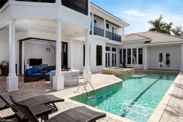 2919 Regatta Rd, Naples, FL 34103 (#221011319) :: Vincent Napoleon Luxury Real Estate