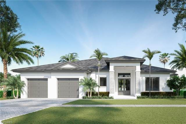 2938 Coco Lakes Dr, Naples, FL 34109 (MLS #221011431) :: Waterfront Realty Group, INC.