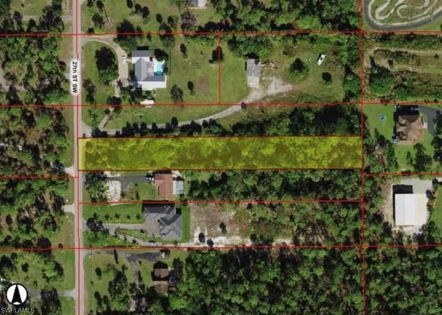 27th St Sw, Naples, FL 34117 (MLS #221011478) :: Clausen Properties, Inc.