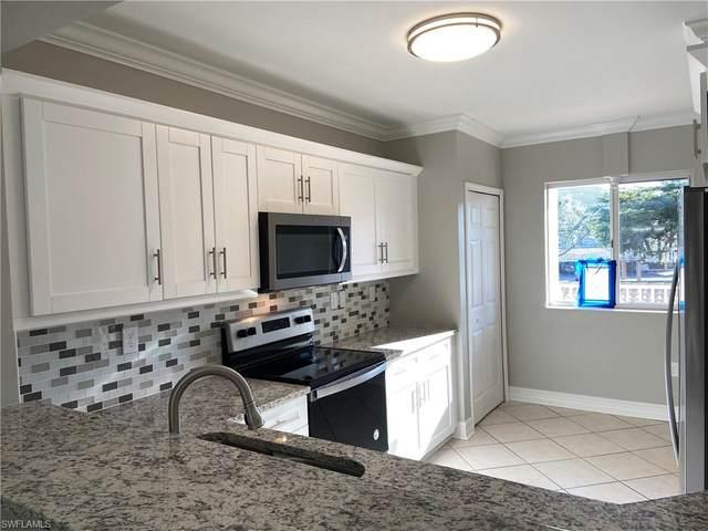 7821 Great Heron Way #205, Naples, FL 34104 (MLS #221011608) :: #1 Real Estate Services