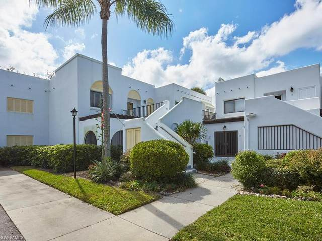 3306 Europa Dr #20, Naples, FL 34105 (MLS #221011728) :: Tom Sells More SWFL | MVP Realty