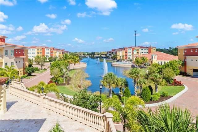 21450 Strada Nuova Cir A301, Estero, FL 33928 (MLS #221011753) :: Realty Group Of Southwest Florida