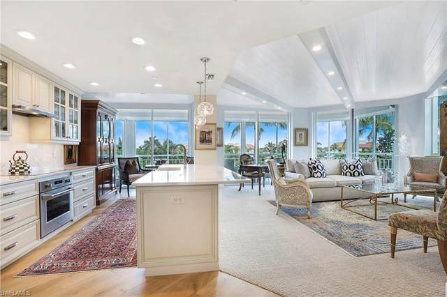 4255 Gulf Shore Blvd N #202, Naples, FL 34103 (#221011786) :: Vincent Napoleon Luxury Real Estate