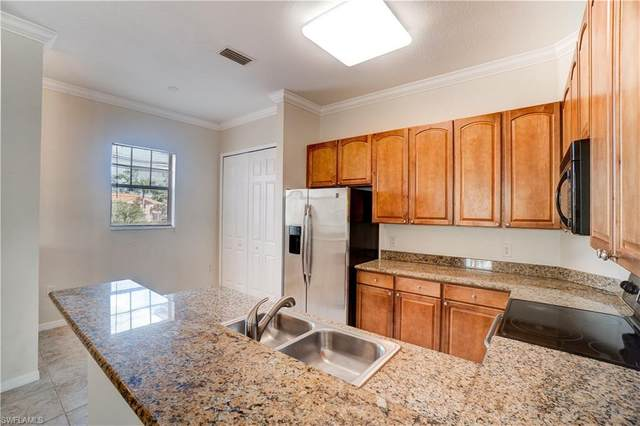 1020 Peggy Cir #104, Naples, FL 34113 (MLS #221011793) :: Medway Realty