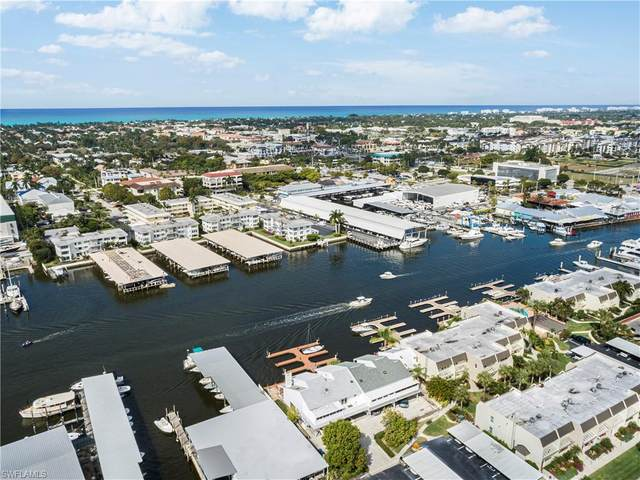 830 River Point Dr #4, Naples, FL 34102 (#221011863) :: Jason Schiering, PA