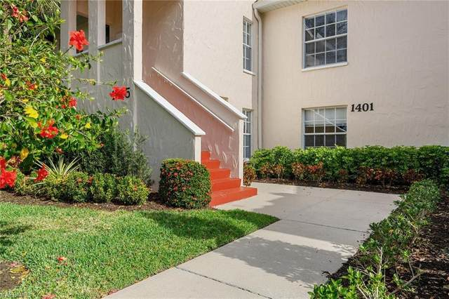 104 Siena Way #1405, Naples, FL 34119 (MLS #221011889) :: Avantgarde