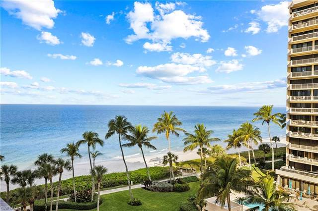 4001 Gulf Shore Blvd N #602, Naples, FL 34103 (#221011891) :: Vincent Napoleon Luxury Real Estate