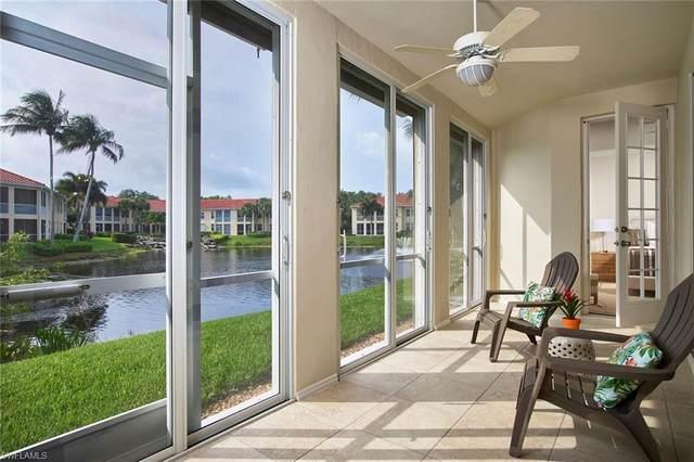 500 Lambiance Cir #101, Naples, FL 34108 (MLS #221012091) :: Domain Realty
