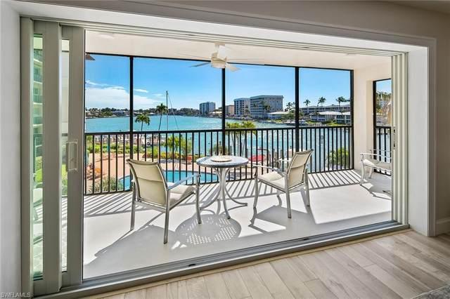222 Harbour Dr #307, Naples, FL 34103 (#221012098) :: Vincent Napoleon Luxury Real Estate